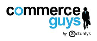 Logo Commerce Guys by Actualys